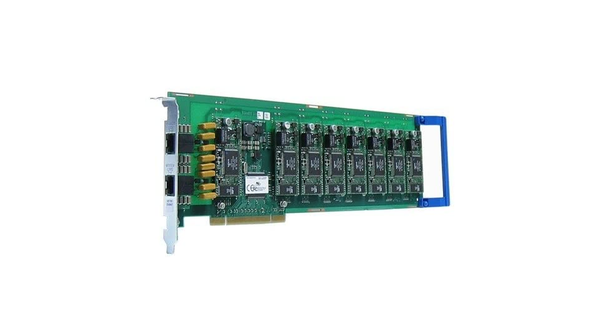 Multi-Tech MultiModem ISI Multiport Analog PCIE Modem ISI9234PCIE/8