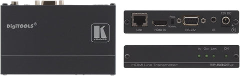 Kramer DigiTOOLS TP-580TXR Transmitter - video/audio/infrared/serial extender