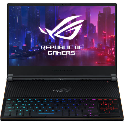 "ASUS 15.6"" ROG Zephyrus S Ultra Gaming Laptop i7-9750H 16GB 1TB SSD Windows 10"