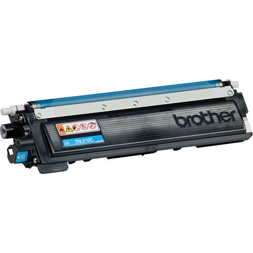 Brother TN210C Cyan Toner Cartridge OEM Slightly Used