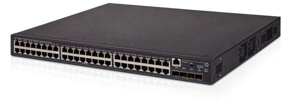 HP 5130-48G-PoE+-4SFP+ EI Switch 48 Ports L3 Managed Stackable JG937A#ABA