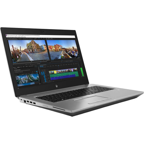 "HP 17.3"" ZBook 17 G5 Mobile Workstation i7-8850H 16GB DDR4 512GB SSD Windows 10"