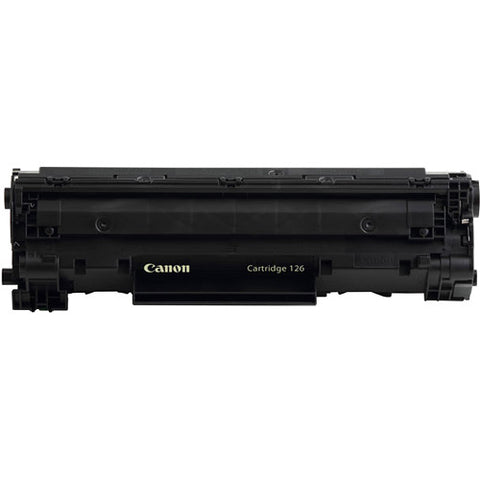 Canon Genuine Toner Cartridge 126 Black (3483B001)