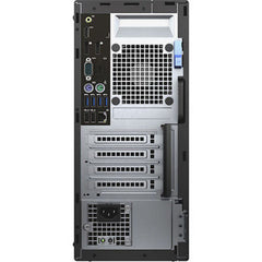 Dell OptiPlex 7040 Mini Tower i5-6500 3.2GHz 8GB 500GB DVDRW Win 10 Pro H4JHX