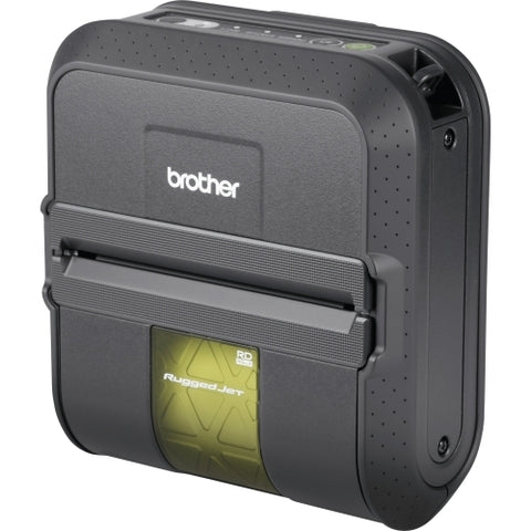 Brother RuggedJet RJ4040 Direct Thermal Printer Monochrome Portable