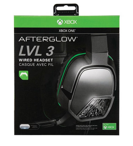 PDP Afterglow LVL 3 Wired Headset for Xbox 048-041