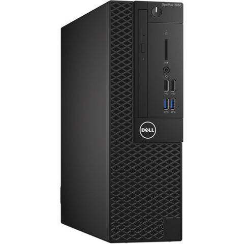 Dell OptiPlex 3050 Small Form Factor i3-7100 4GB Ram 500GB HD Windows 10 0F42P