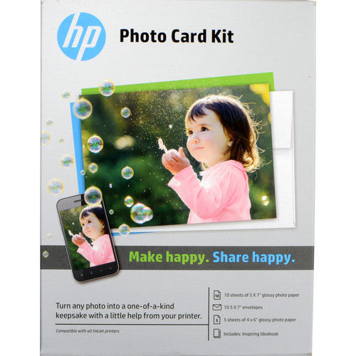 hp photo card kit 1