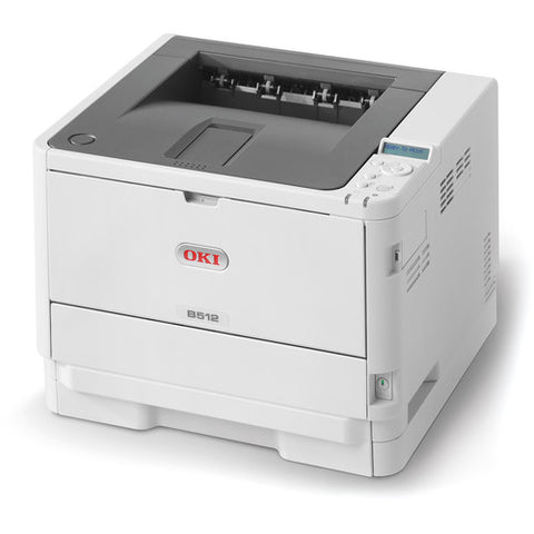 OKI B512dn Monochrome LED Printer 62444601