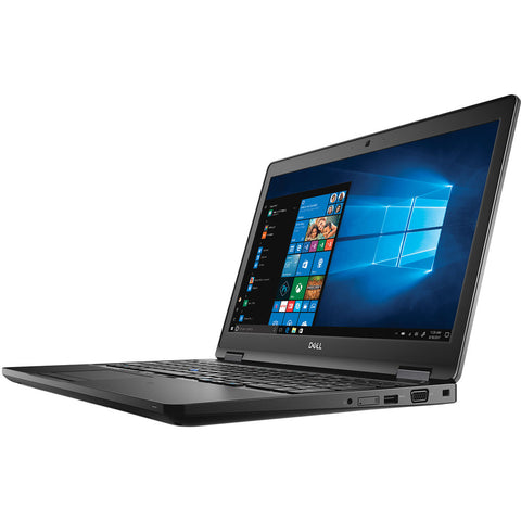 "Dell 15.6"" Latitude 5590 Laptop i5-8250U 8GB Ram 2556GB SSD HD Windows 10 NDXNV"