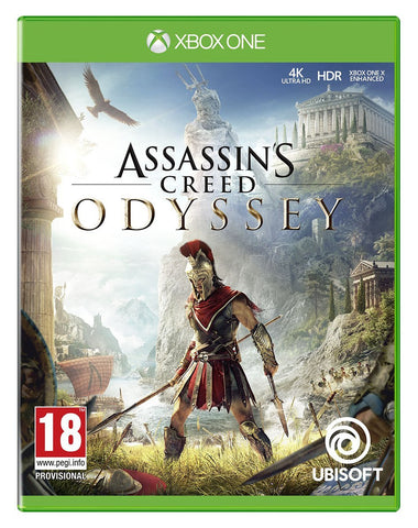 Assassin's Creed Odyssey XB1 UbiSoft XBOX One