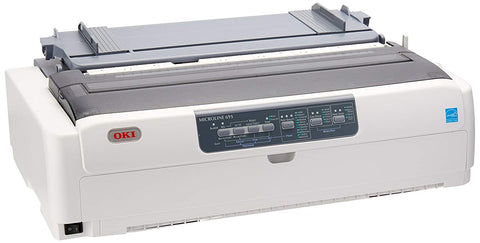 OKI MICROLINE 691 Dot Matrix Printer - Monochrome 24-pin 480 cps Mono 62434101
