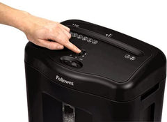 Fellowes Powershred 11C 11-Sheet Cross-Cut Personal Shredder 4350001
