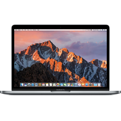"Apple 13.3"" MacBook Pro (Mid 2017, Space Gray) MPXQ2LL/A i5 8GB Ram 128GB SSD"