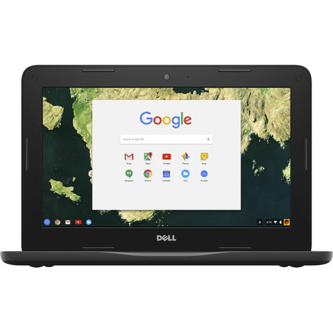 "Dell 11.6"" Chromebook 11 3180 16GB 2-in-1 4GB Ram 16GB SSD 180° Hinge 83C80"