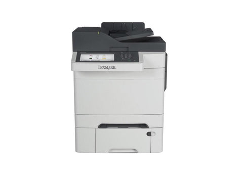 Lexmark CX510DTHE 30ppm Duplex LAN USB MultiFunction Color Printer 28ET506