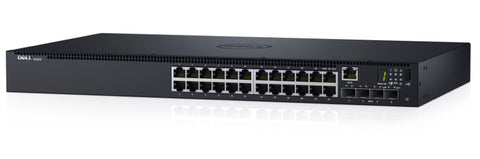 Dell Networking N2024 switch - 24 ports managed rack-mountable 463-7702
