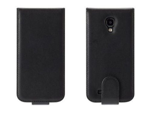 Galaxy S4 Griffin Midtown Flip Case - Black - Retail Packaged