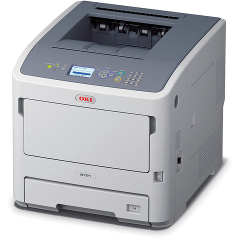OKI B721dn Monochrome LED Printer 62442001 Refurbished
