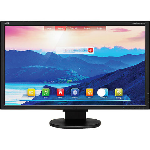 "NEC 27"" 4K UHD sRGB Desktop Monitor with IPS Panel EA275UHD-BK"