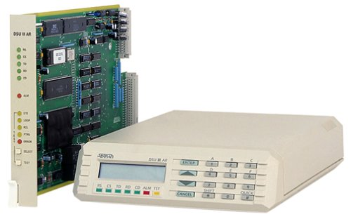 Adtran 1202011L1 DSU III AR Data Service Unit