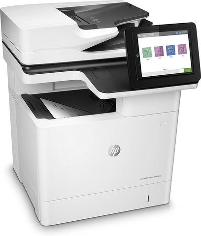 HP LaserJet Enterprise M633fh Monochrome All-In-One Laser Printer J8J76A