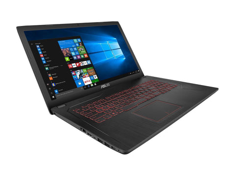 "ASUS FX53VD-RS71 15.6"" i7 8GB RAM 1TB HD GTX 1050 4GB Win10 Gaming Laptop"