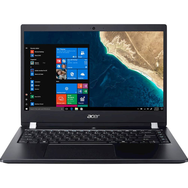 "Acer TravelMate X3 14"" Laptop i7 8GB Memory 512GB SSD Win 10 Pro X3410-M-866T"