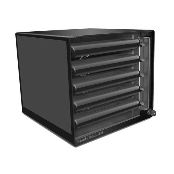 Motion Computing ReadyDock-F5E 5-Bay Ethernet Docking Cabinet