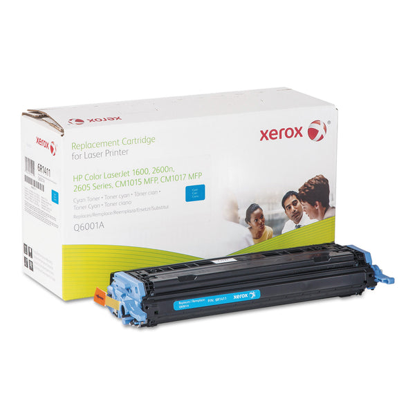 Xerox 006R01411 HP Color Laser Cyan Toner for Q6001A