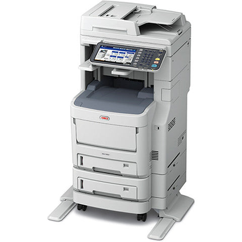 OKI MC780f+ All-in-One Color LED Printer 62446305