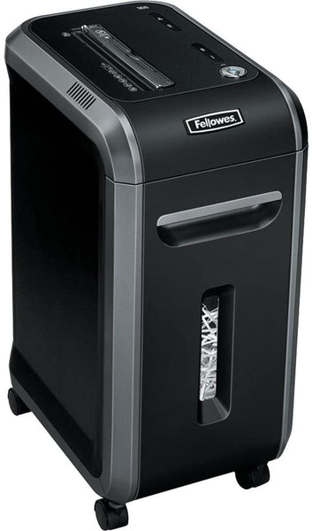 Fellowes 4690001 Powershred 90S Heavy-Duty Strip-Cut Shredder