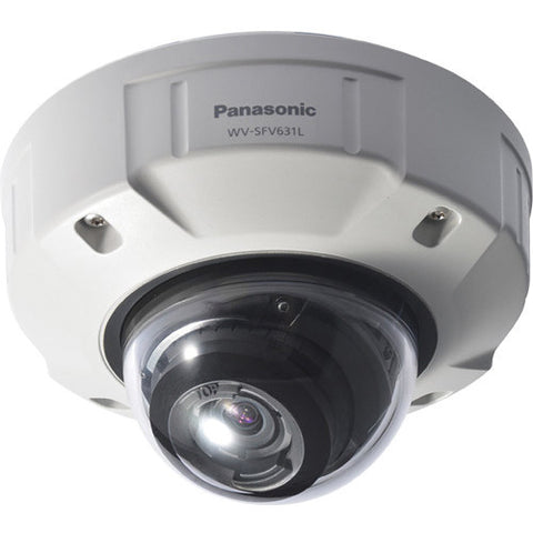 Panasonic Super Dynamic 1080p Indoor/Outdoor Dome Camera 1