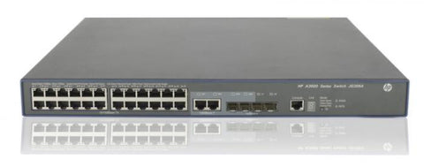 HP 3600-24-PoE+ v2 SI Flexnetwork Switch JG306B#ABA US EN