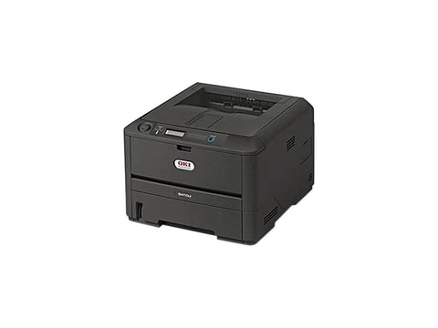 Okidata B420dn Duplex 2400 dpi USB / Ethernet Mono Laser Printer Black 62448103