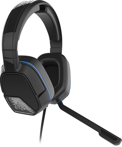 PDP Afterglow - LVL 5+ Wired Stereo Gaming Headset PlayStation 4 Black 051-033-X