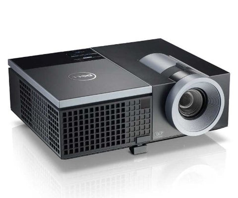Dell 4320 Network DLP Projector 4300 ANSI Lumens 1280 x 800