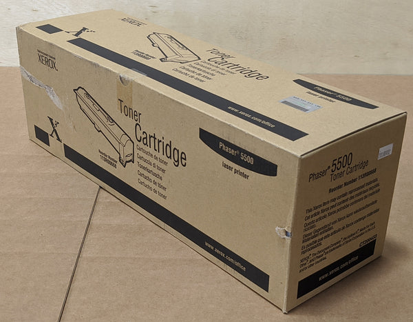 Xerox 113R00668 Toner Cartridge Phaser 5500 (30K)