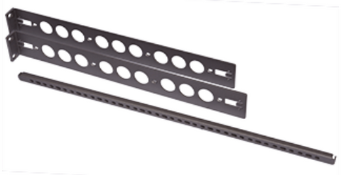 RARITAN RUMT-2U 2U 19 RACK MOUNT BRACKET FOR P2-UMT1664, RUMT-2U-LM304