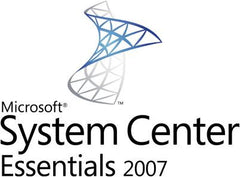 MICROSOFT SYSTEM CENTER ESSENTIALS 2007 LICENSE PACK