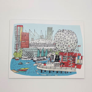 Vancouver Cards (16 cards)