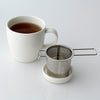 Infuser with Ceramic Tray