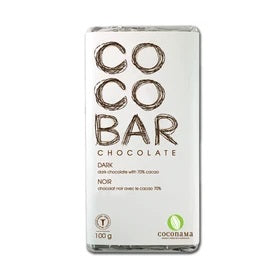 Coconama Chocolate - Dark (70%)
