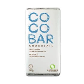 Coconama Chocolate - Salted Dark (70%)
