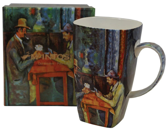 Cezanne - The Card Players Grande Mug