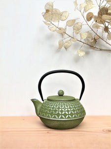 """Hao"" cast iron Teapot"