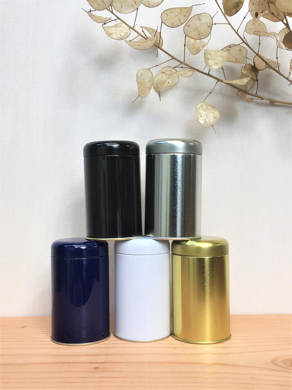 Small Round Tin (5 colours)