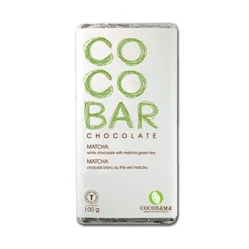 Coconama Chocolate- Matcha