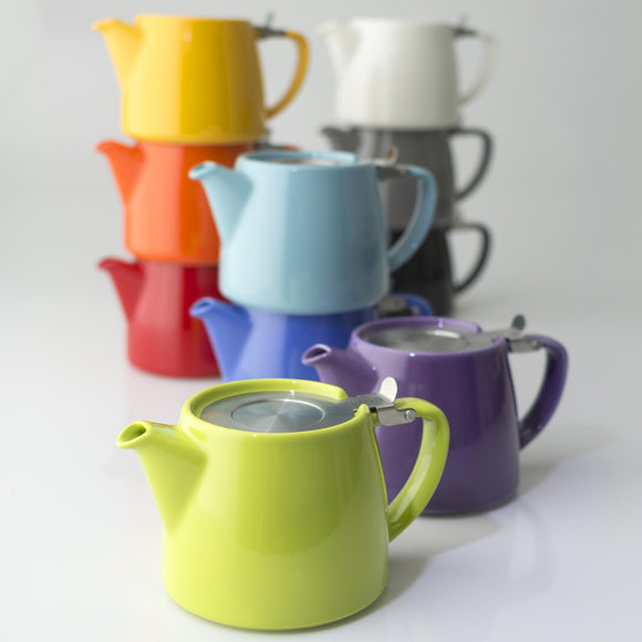FORLIFE Stump Teapot (10colours)