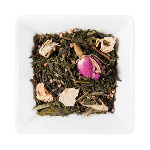 Pink Rose Green Tea